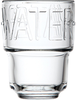 French Home 'Water' Glass Tumbler - Set of Six