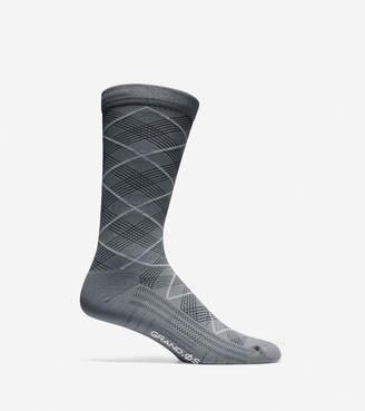 Cole Haan Grand.S Diamond Crew Socks