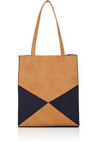 Barneys New York WOMEN'S COLORBLOCKED TOTE BAG