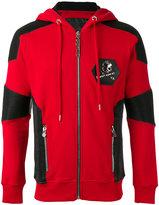 Philipp Plein Native hoodie - men - Cotton/Polyester/Polyurethane - S