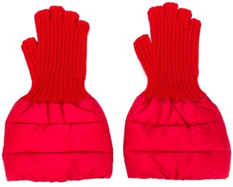 Moncler Fingerless Gloves