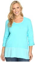 Fresh Produce Plus Size Windfall Top