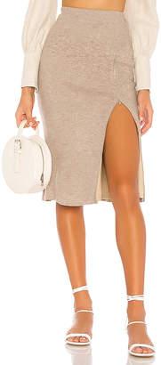Lovers + Friends Paisley Skirt