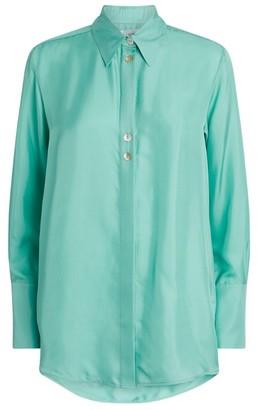 Victoria Victoria Beckham Silk Shirt