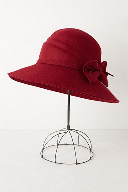 Anthropologie Firenze Floppy Hat
