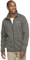 Columbia Big & Tall Gable Peaks Heathered Fleece Jacket
