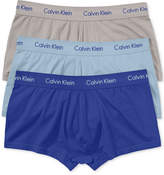 Calvin Klein Men's Cotton Stretch Trunks 3-Pack NU2665