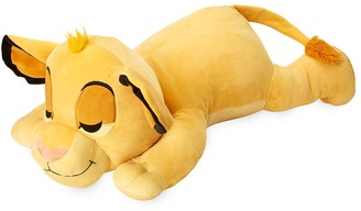 Disney Simba Cuddleez Plush Large 26''