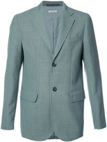 Marni buttoned blazer jacket - men - Cotton/Acetate - 46