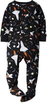 Carter's Graphic Footie (Baby) - Space-12 Months
