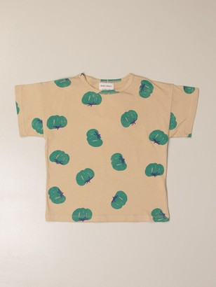Bobo Choses T-shirt In Patterned Cotton