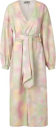Just Female Nikki Pastel Cotton Dress - X Small