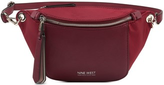 Nine West Zip It Up Belt Bag