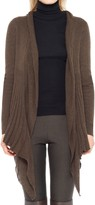 Max Studio Draped Knitted Cardigan
