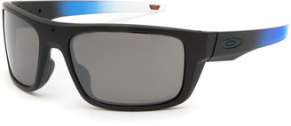 Oakley Drop Point Ignite Sapphire Fade & Prizm Black Polarized Sunglasses