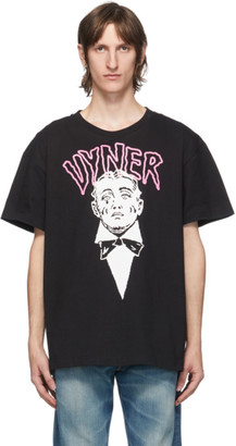 Vyner Articles Black and White Vision Graphic T-Shirt