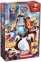 Justice DC Comics Superman Man of Steel Quickshots Battle For Metropolis Playset