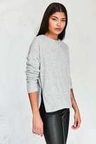 BDG Talen Zip-Side Pullover Sweater