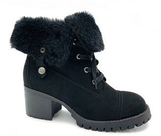Bamboo Women's Casual boots BLACK - Black Chief Boot - Women