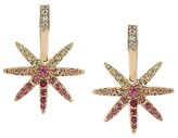 ABS by Allen Schwartz Ombre Starburst Drop Earrings