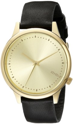 Komono Women's KOM-W2453 Estelle Classic Gold-Tone Stainless Steel Watch