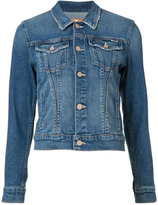 Mother denim jacket - women - Cotton/Spandex/Elastane/Acetate - XS