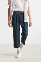 Urban Outfitters Asher Relaxed Cropped Dress Pant
