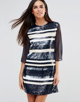 French Connection Summa Sequins Dress