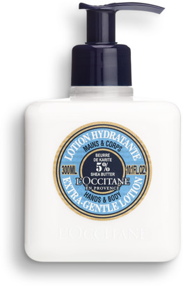 L'Occitane Shea Butter Hands & Body Extra-Gentle Lotion