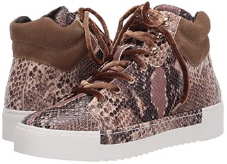 Cecelia New York Silow (Beige Natural Snake) Women's Shoes