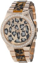 Rocawear RL0123RG1-729 35mm Multicolor Steel Bracelet & Case Mineral Women's Watch
