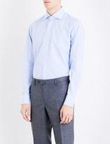 Drakes Regular-fit cotton shirt