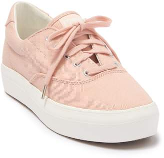 Keds Rise Denim Peach Sneaker