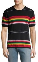 Ovadia & Sons Knitted Striped Tee