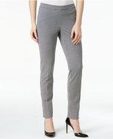 Alfani Petite Printed Skinny Pants, Only at Macy's