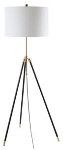 Jonathan Y Designs Lucius Adjustable Metal Led Floor Lamp