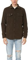 Obey Men's the Jack Woven Shirt