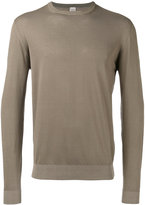 Eleventy crew-neck jumper