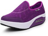 SuRe Rocker Sole Shoes Women Slip On Sport Casual Running Canvas Shoes
