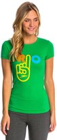 Speedo Women's Rio One Tee Shirt 8146981