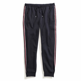 Tommy Hilfiger Women's Adaptive Pant with Adjustable Hems and Elastic Waist