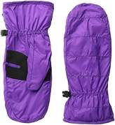 Isotoner Women's smarTouch Packable Mittens with smartDRI