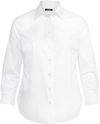 Ralph Lauren No-Iron Stretch Cotton Shirt