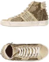 Leather Crown High-tops & sneakers - Item 44813174