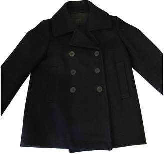Cos Navy Wool Jacket for Women