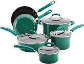 Rachael Ray Porcelain II 10-Pc. Cookware Set