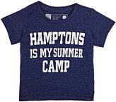 Little DiLascia Graphic T-Shirt-BLUE, WHITE