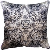Vintage Cushions Gothic Pineapples