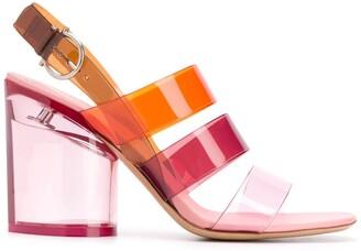 Salvatore Ferragamo strappy sandals
