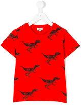 Paul Smith T-rex print T-shirt - kids - Cotton - 8 yrs